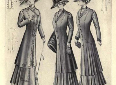 History of Fashion: The Edwardian Era